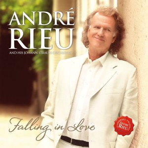Andre Rieu - Falling In Love CD - 06025 5707923