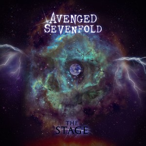 Avenged Sevenfold - The Stage CD - 06025 5709773