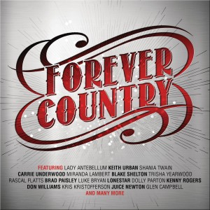 Forever Country CD - DARCD 3164