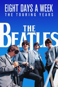 The Beatles: Eight Days a Week - The Touring Years DVD - DVDGMP 41119