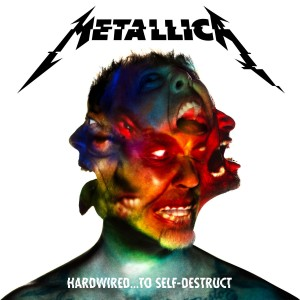 Metallica - Hardwired…To Self-Destruct (Deluxe) VINYL - 06025 5715645