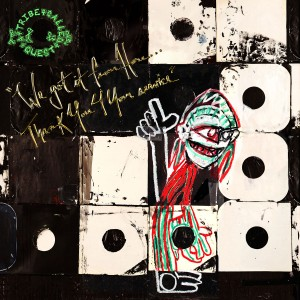 A Tribe Called Quest - We Got It From Here... Thank You 4 Your Service CD - CDEPC7182