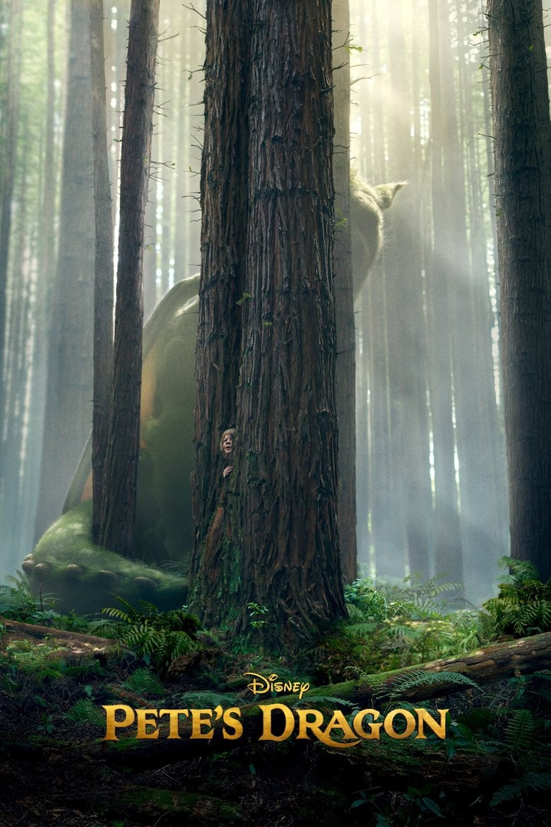 Pete's Dragon DVD - 10227057