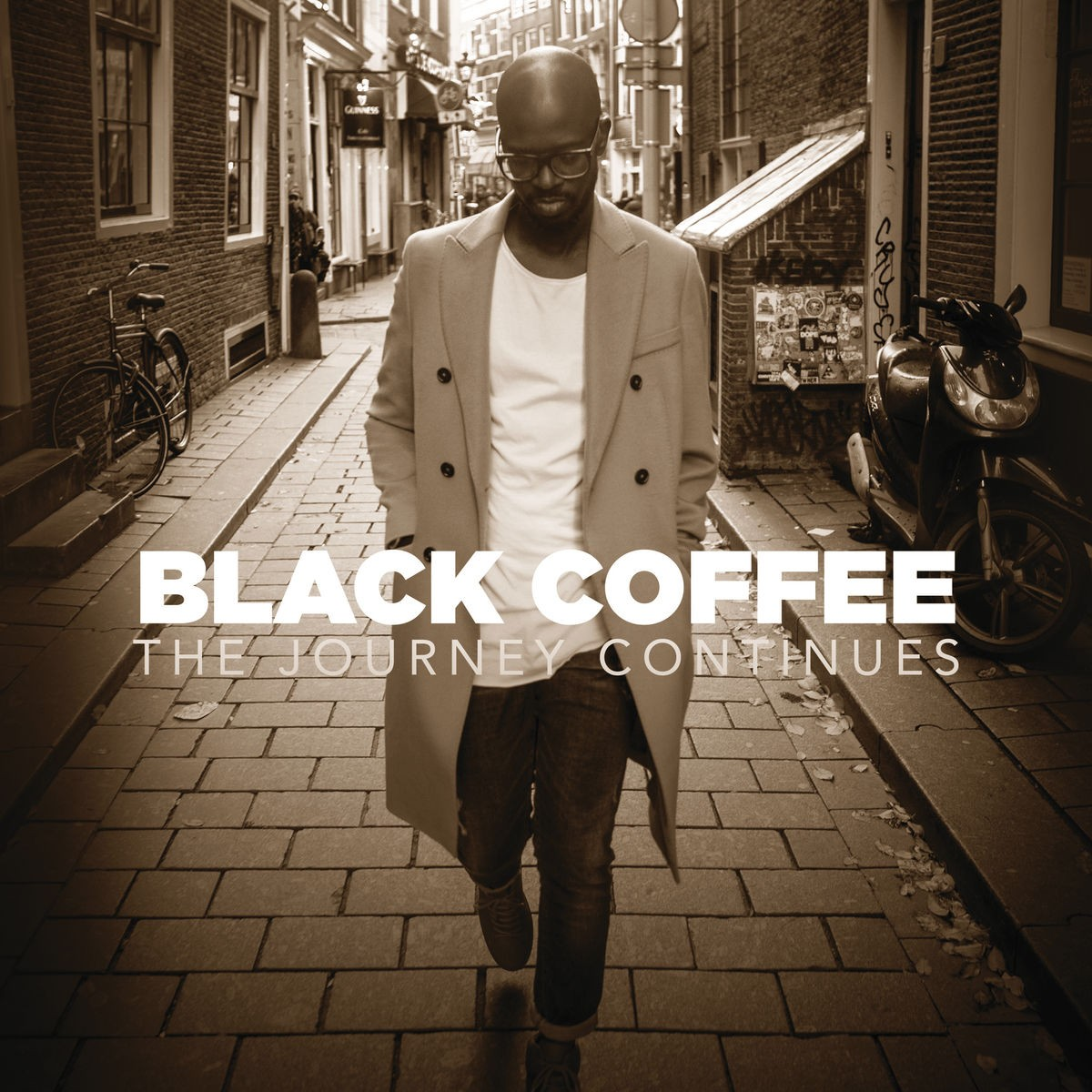 Black Coffee - The Journey Continues CD+DVD - CDSRBL 859