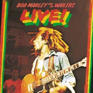 Bob Marley & The Wailers - Live! (Limited Edition) VINYL - 06025 5710943