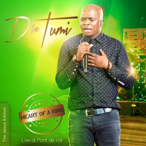 DR. Tumi - Heart of a King - The Jesus Edition (Live) CD - CDRBL 944