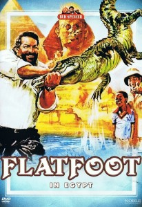 Buddy Goes To Egypt (Flatfoot in Egypt) DVD - GLB159