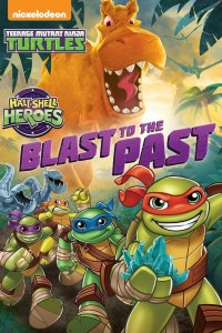 TMNT: Half-Shell Heroes: Blast to the Past DVD - UK141621 DVDP