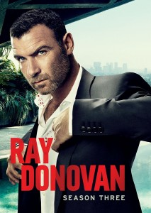 Ray Donovan: Season 3 DVD - UK141583 DVDP