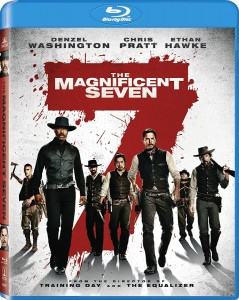 The Magnificent Seven Blu-Ray - 10227131