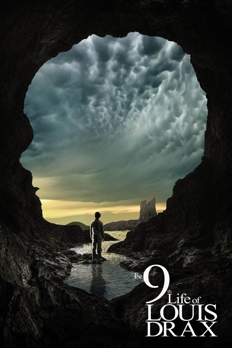 The 9th Life of Louis Drax DVD - 10227110