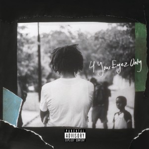 J. Cole - 4 Your Eyez Only CD - 08504 9800755