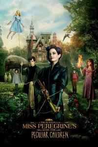 Miss Peregrine's Home for Peculiar Children DVD - 63730 DVDF
