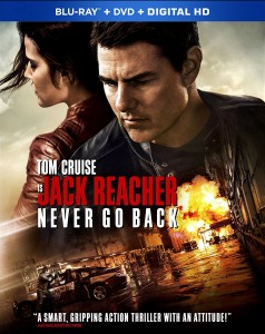 Jack Reacher: Never Go Back Blu-Ray - WLBD147046 BDP