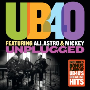 UB40 Feat. Ali , Astro & Mickey - Unplugged CD - 06025 5722654