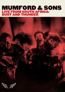 Mumford & Sons - Live From South Africa: Dust And Thunder DVD - 50345 0412587