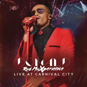 Donald - Red Mic Xperience (Live In Carnival City) CD - CDRBL 866