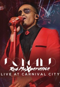 Donald - Red Mic Xperience (Live In Carnival City) DVD - RBFDVD 3004