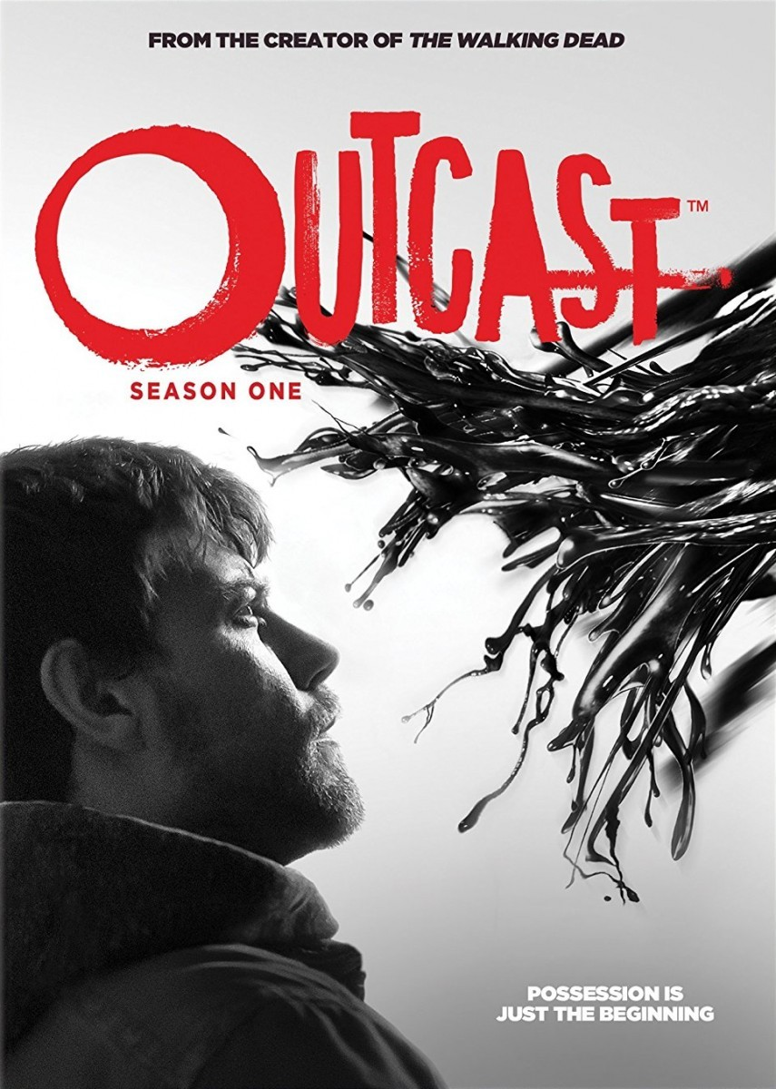 Outcast: Season 1 DVD - 71180 DVDF