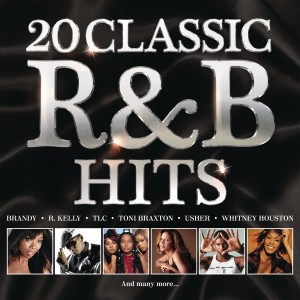 20 Classic R&B Hits CD - CDBSP3365