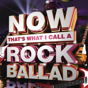 Now That's What I Call A Rock Ballad CD - CDBSP3366