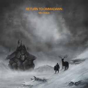 Mike Oldfield - Return to Ommadawn CD - 06025 5725668