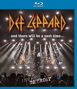 Def Leppard - And There Will Be A Next Time - Live From Detroit Blu-Ray - 50513 0053177