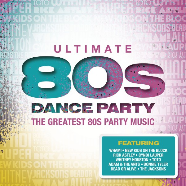 Ultimate... 80s Dance Party CD - CDSM668