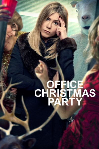 Office Christmas Party DVD - 04216 DVDI