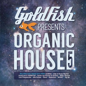 Goldfish - Presents: Organic House 5 CD - CDBSP3367