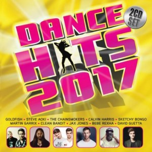Dance Hits 2017 CD - CDBSP3368