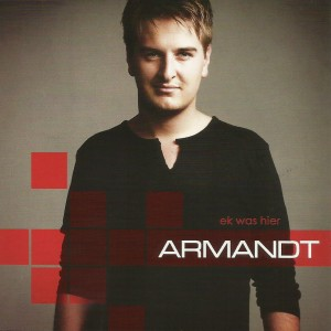 Armandt - Ek Was Hier CD - AMDCD001