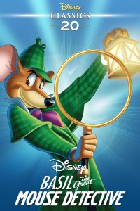 The Great Mouse Detective (Disney Classics) DVD - 10227036
