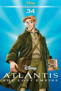 Atlantis: The Lost Empire (Disney Classics) DVD - 10227419