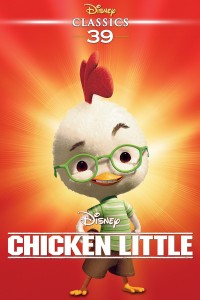 Chicken Little (Disney Classics) DVD - 10227423