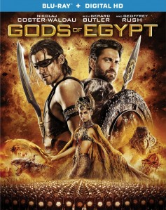 Gods of Egypt Blu-Ray - BSFBD 101
