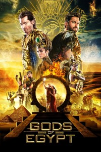 Gods of Egypt DVD - BSF 101