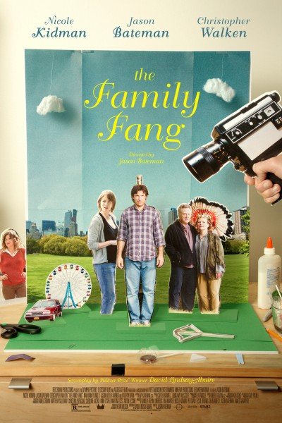 The Family Fang DVD - BSF 138
