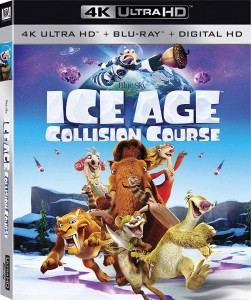 Ice Age: Collision Course 4K UHD+Blu-Ray - 4K BDF 63901