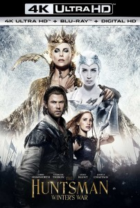 The Huntsman: Winter's War 4K UHD+Blu-Ray - 4K BDU 461375