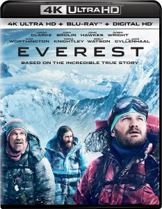 Everest 4K UHD+Blu-Ray - 4K BDU 72844