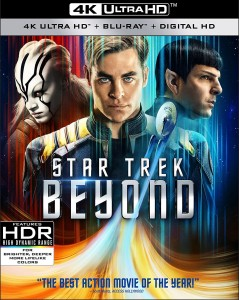 Star Trek Beyond 4K UHD+Blu-Ray - WS146595 UVP