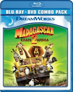Madagascar: Escape 2 Africa Blu-Ray - 10211330