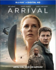Arrival Blu-Ray - 10227268