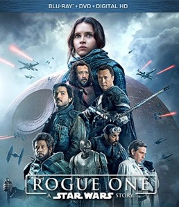 Rogue One: A Star Wars Story Blu-Ray - 10227399