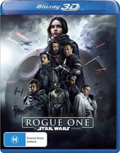 Rogue One: A Star Wars Story 3D Blu-Ray+Blu-Ray - 10227401
