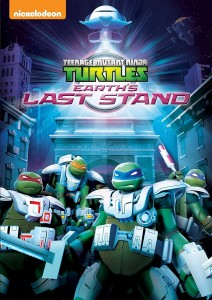 Teenage Mutant Ninja Turtles: Earth's Last Stand DVD - EU141614 DVDP