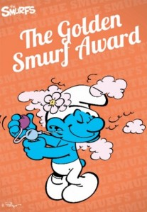 The Smurfs: Season 3 - The Golden Smurf Award DVD - 04220 DVDI