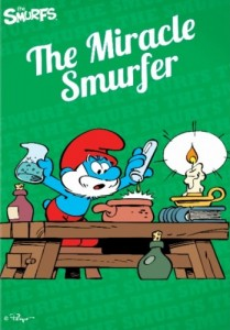 The Smurfs: The Miracle Smurfer DVD - 04222 DVDI