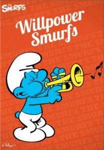 The Smurfs: Season 3 - Willpower Smurfs DVD - 04224 DVDI